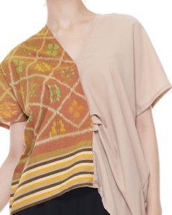 blouse endek bali